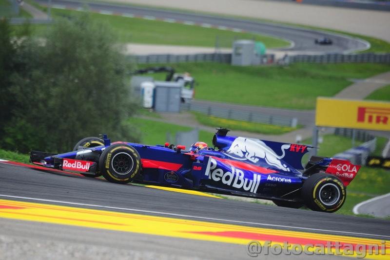 F1: debutto per Gasly a Sepang
