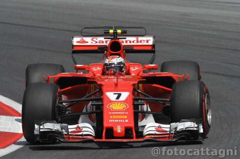 Ferrari conferma Raikkonen per il 2018