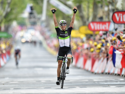 Tour de France 2017: colpo di classe per Edvald Boasson Hagen in fuga!