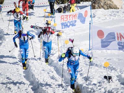 Sci alpinismo: le squadre azzurre per la stagione 2017/2018