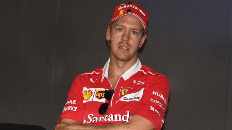 """F1, GP Ungheria 2017 – Sebastian Vettel: """"Pista favorevole. Mercedes forte, ma dobbiamo restare positivi"""""""
