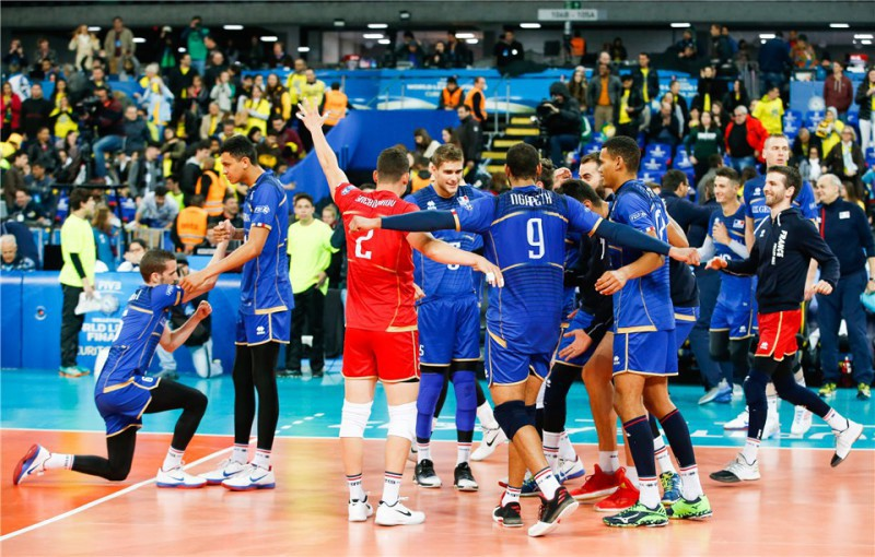 Volley: World League, la Francia vince per il secondo anno consecutivo