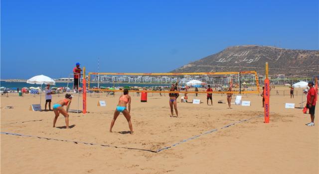Beach volley, World Tour 2017, Agadir. Giombini/Zuccarelli: un passo Avanti. Domani assalto alla semifinale