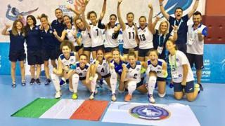 VIDEO – Volley, l'Italia vola in Finale alle Olimpiadi dei sordi! Azzurre commoventi intonano l'Inno di Mameli con la lingua dei segni