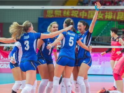 LIVE – Volley, Grand Prix 2017: Italia-USA in DIRETTA. Azzurre travolte dalle Campionesse del Mondo. Usa-Italia 3-0 (25-21, 25-22, 25-19)