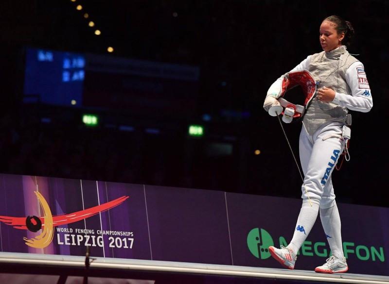 Scherma, Mondiali: la spada azzurra fa l'en plein nelle qualificazioni femminili
