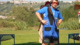 Tiro a Volo, Europei 2017: Teo Petroni ed Emanuele Buccolieri argento e bronzo nel trap junior