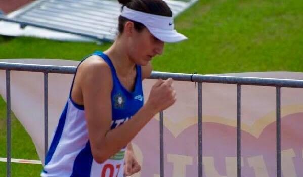 'Sognando l'Olimpo': Elena Micheli, la giovane stella dello sport del soldato italiano