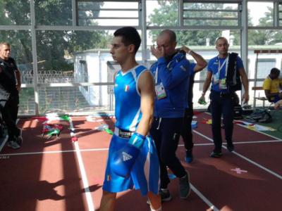 Boxe, Giochi del Mediterraneo 2018: Raffaele Di Serio in semifinale, Manfredonia e Vianello fuori
