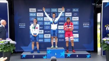 Ciclismo, Europei 2017: doppietta azzurra nella cronometro juniores! Elena Pirrone vince davanti a Letizia Paternoster