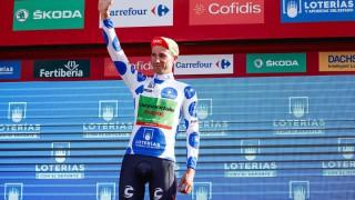 Vuelta a España 2017, le altre classifiche: Davide Villella aumenta il vantaggio per la maglia a pois