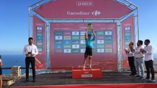 Vuelta a España 2017: le pagelle della quinta tappa. Tempismo perfetto di Lutsenko, si rivede Contador, male Aru e Nibali, Bardet sprofonda