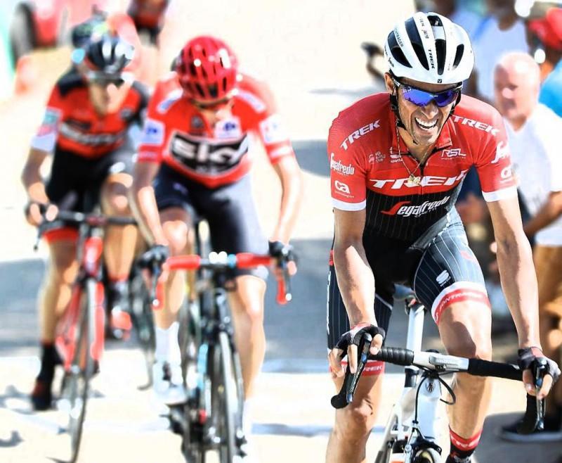 Vuelta tappa 9: Froome dominante, Aru e Nibali quasi ko