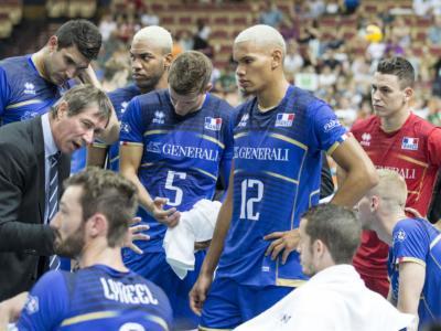 Volley, Europei 2017 – Sorpresone a Katowice: la Francia viene battuta dal Belgio! I Campioni in carica chinano il capo senza Ngapeth. E l'Italia sorride…