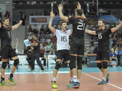 Volley, Europei 2017 – La Germania vola in Finale! Impresa di Andrea Giani: sotto 0-2 rimonta la Serbia con Grozer, prima volta storica
