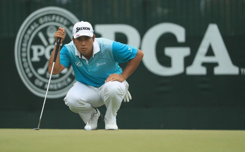 Golf: PGA Championship, Francesco Molinari in corsa per il titolo