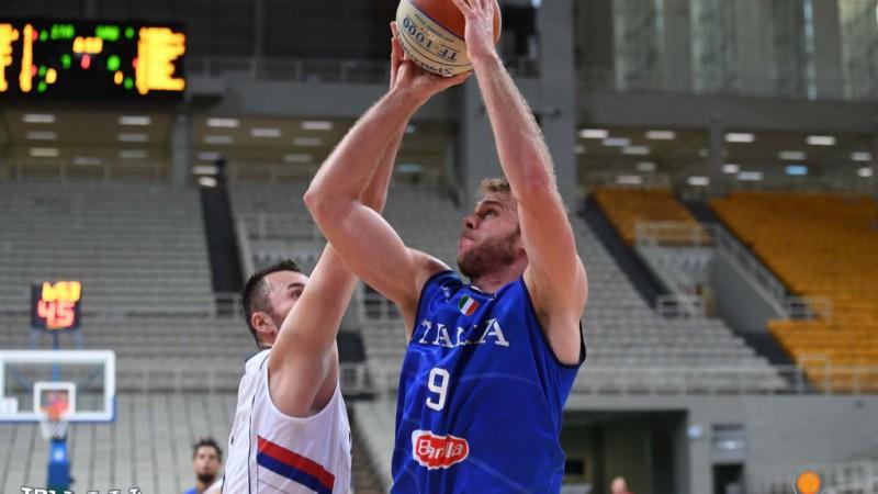 Basket, Torneo dell'Acropoli 2017: Italia battuta dalla Serbia ma poco importa. Bella prova degli azzurri: passo avanti rispetto a Tolosa