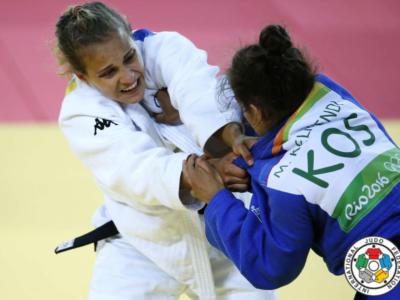 Judo, Mondiali 2017: Odette Giuffrida battuta ancora da Majlinda Kelmendi