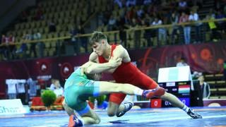 Lotta: Riccardo Abbrescia bronzo agli Europei U23 per la positività di Dadov