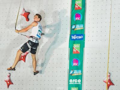 Qualificati Italia Olimpiadi Tokyo 2020: anche Michael Piccolruaz si qualifica nell'arrampicata sportiva