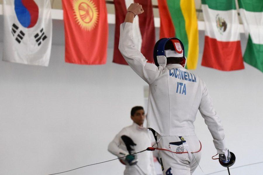 """Pentathlon, Matteo Cicinelli: """"Le Olimpiadi al 2021 un'opportunità. Ma siamo preoccupati: le gare devono ripartire"""""""
