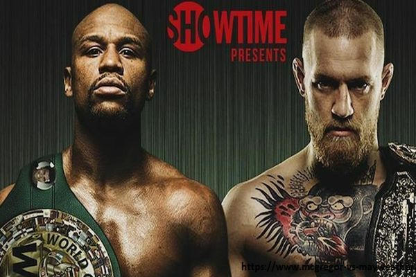 Boxe: McGregor, campione MMA, sfida Mayweather