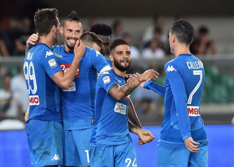 Champions, Napoli: Mertens rischia di saltare il Nizza