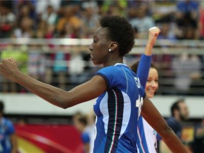 Volley femminile, Serie A1 2017-2018 – Prima giornata: le migliori italiane. Egonu fenomeno, Sorokaite demolitrice, Piccinini eterna, Diouf-Orro primi segnali