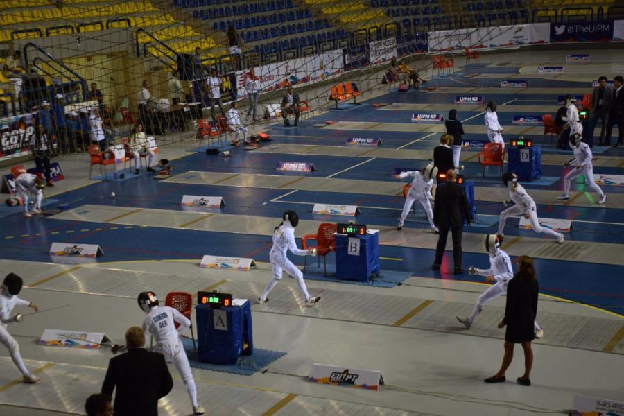 Pentathlon Mondiali