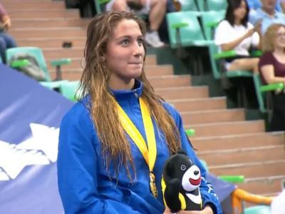 Nuoto, Universiadi 2017: Simona Quadarella domina i 1500 sl e vince l'oro. Elena Di Liddo in finale con il miglior tempo nei 100 farfalla