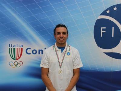Squash, Europei 2017: Yuri Farneti batte Viktor Byrtus, ma si ferma agli ottavi contro il campione in carica Borja Golán