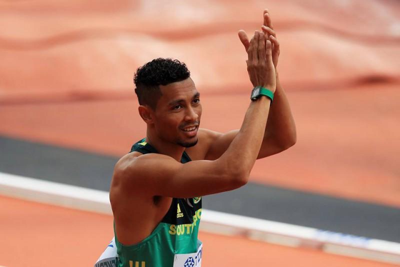 Londra: Usain Bolt stecca gli ultimi 100, solo terzo battuto da Gatlin
