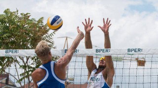 Beach volley, Bper Banca Italia Tour 2017, Ostia. Da stamattina in campo i protagonisti del torneo romano