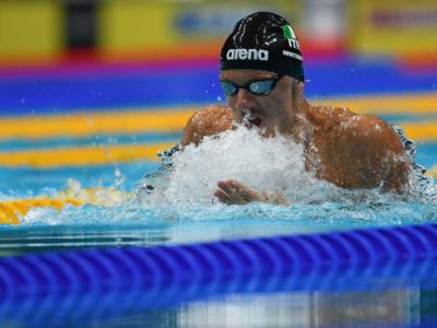"""Nuoto, Nicolò Martinenghi: """"Convocazione atleti a Tokyo? Sono per la meritocrazia"""""""