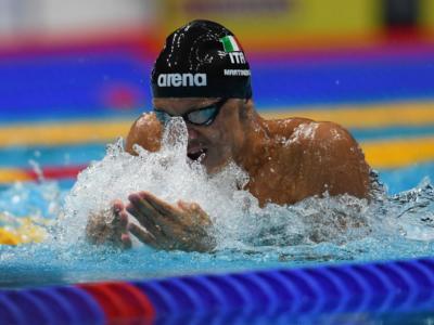 Nuoto, Coppa del Mondo 2019 Tokyo. Un bel Martinenghi a un passo dal podio nei 100. Shymanovich e Rapsys: soffia il vento dell'Est