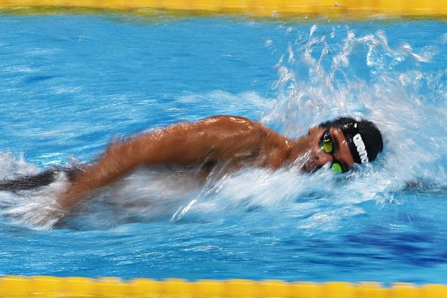 Nuoto Campionati Italiani 2018 Finali 12 Aprile Paltrinieri E
