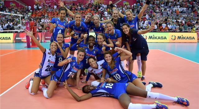 Volley femminile, Grand Prix 2017 – SCARDINATA LA MURAGLIA CINESE! Egonu e Chirichella show, l'Italia vola in finale  col Brasile!