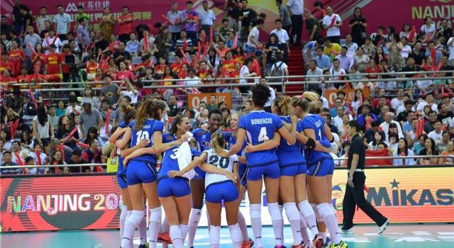 VIDEO – Volley, Grand Prix 2017: gli highlights di Italia-Cina. Il memorabile trionfo delle azzurre che vale la Finale!