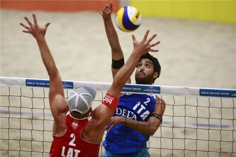 Beach Volley, Lupo e Nicolai sono di nuovo campioni d'Europa