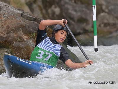 Canoa Slalom, alla scoperta di Elena Borghi: la 15enne che vuole fare la storia d'Italia