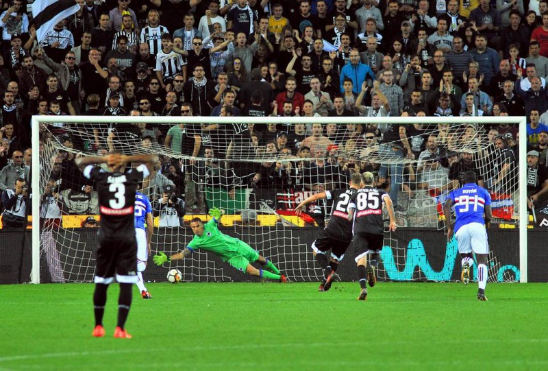 Udinese, Delneri boccia Scuffet: