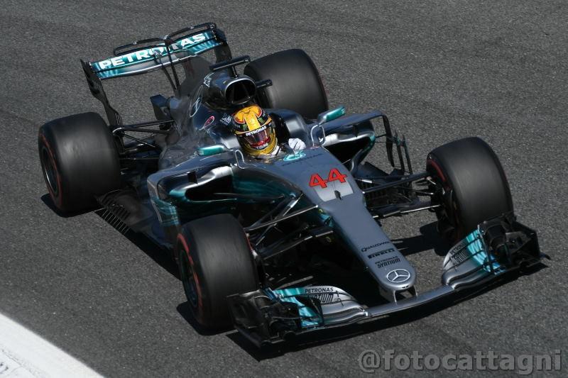 Gp di Malesia, Lewis Hamilton: