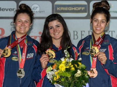Tiro a volo, Mondiali 2017: tripletta Stati Uniti nello skeet juniores femminile. Oro da record per la Jacob