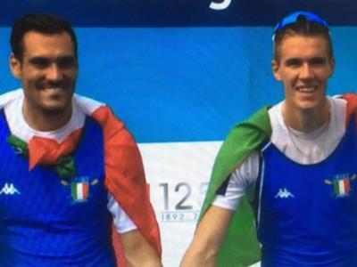 Canottaggio, primi allenamenti per gli azzurri. Torna Giuseppe Vicino!
