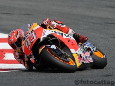MotoGP, GP Valencia 2017 – La griglia di partenza, risultati delle qualifiche: pole position di Marc Marquez, Andrea Dovizioso nono, Valentino Rossi settimo