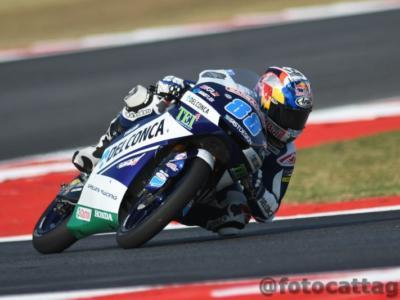 Moto3, Risultati Qualifiche GP Australia 2017: ottava pole position stagionale per Jorge Martin davanti a Gabriel Rodrigo e Joan Mir. Quinto Romano Fenati