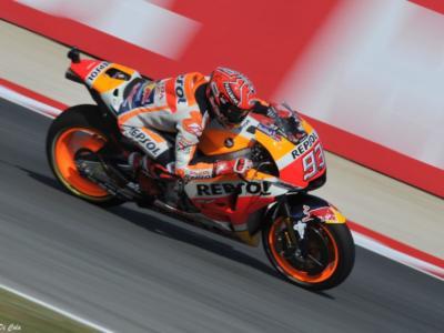 MotoGP, GP Valencia 2017 – Risultato e classifica warm-up: Marc Marquez conferma un passo inarrivabile. Andrea Dovizioso migliora, 4°