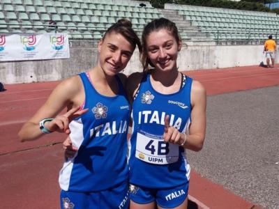 Pentathlon, Europei junior 2021: Maria Beatrice Mercuri ed Alice Rinaudo vanno in finale