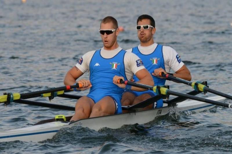 Canottaggio, oro e argento per l'Italia ai Mondiali