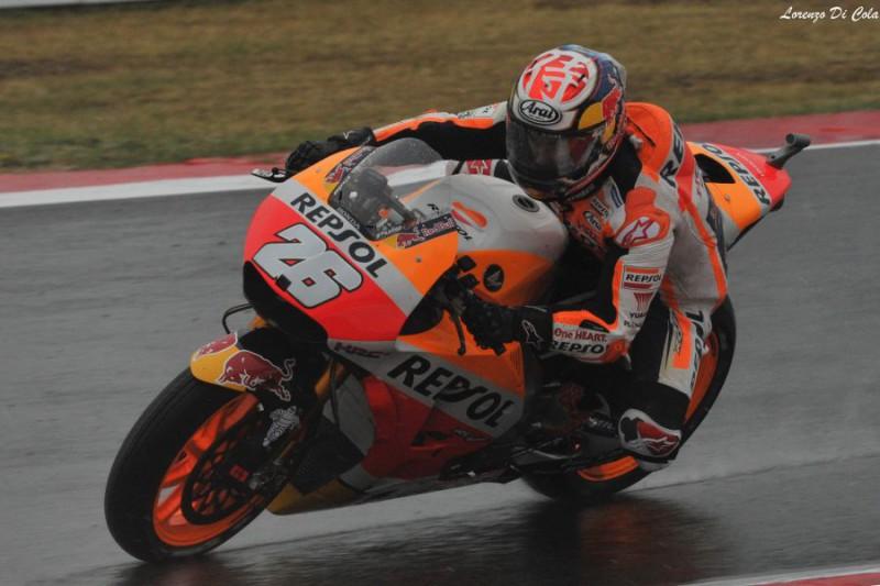 MotoGP, Gran Premio d'Aragona: storico Rossi, partira dalla terza posizione
